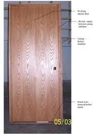 Installing Prehung Interior Doors How To Install A Pocket Door Slimnewedit Install Interior Door