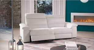 canapé mobilier de canapé relax 2 places nebraska canapé 2 places 2 relaxations