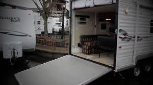 Arctic Fox Rv Floor Plans by 2008 Desert Fox 17 Vs Sumner Rv Center Youtube