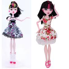 online get cheap monster high clothes aliexpress com alibaba group nk 2set lot new arrival handmade cortical clothes sportswear fashion dress for monster high doll for bjd dolls best gift