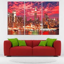 Home Decor Paintings For Sale Online Get Cheap Night City Photography Aliexpress Com Alibaba