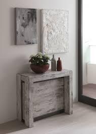 tavoli consolle allungabili prezzi gallery of consolle tavolo allungabile rovere naturale consolle