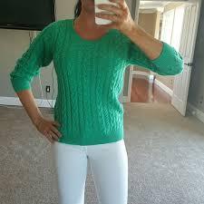 green sweater 29 h m sweaters h m green sweater from tamara s closet on