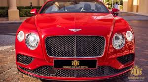 red bentley convertible rent bentley gt convertible in dubai and uae hire bentley gt