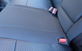 2016 nissan altima press kit the altima sr gets cloth seats with blue contrast stitching