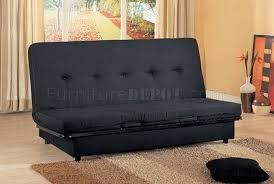 extremely ideas convertible sofa bed with storage leather futon