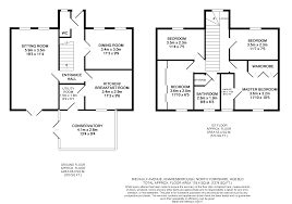 Conservatory Floor Plans 4 Bedroom Detached House For Sale In Rievaulx Avenue