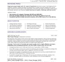 sle project manager resume awful it project manager resume template exleple format best