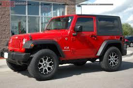 matte red jeep kc trends xd addict matte black