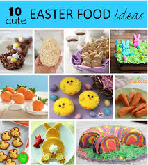 Decorated Easter Eggs For Sale by 10 Cute Easter Food Ideas Easter Food Ideas Pinterest Food
