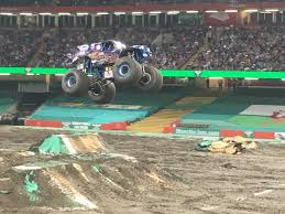 son of grave digger monster truck monster jam mania takes over cardiff the rare welsh bit