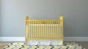 How To Clean A Crib Mattress by Baby Safe Paint For The Nursery
