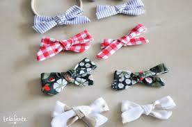 how to make a hair bow easy easy hair bow tutorial