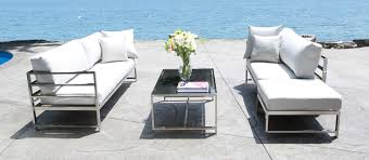 great outdoor stainless steel furniture u2014 porch and landscape ideas