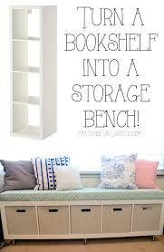 ikea bench ideas 20 easy creative furniture hacks with pictures