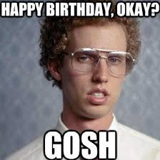 Happy Bday Meme - funny birthday memes for friends girls boys brothers sisters