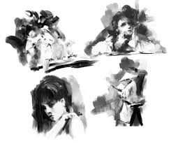 4 little sketches by leventep on deviantart