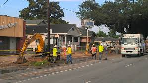New Orleans 9th Ward Map by Lower 9th Ward Gas Leak Forces Evacuation Fox 8 Wvue New Orleans