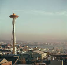 the secret history of the space needle in 2 400 photos pbs newshour