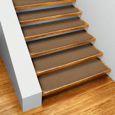 beautiful stairs wooden stair treads stained and finished new birch stair treads in
