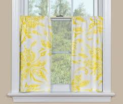 24 Inch Kitchen Curtains 24 Inch Kitchen Curtains Trendy Cheap Kitchen Curtains Yellow Find