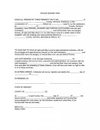 vermont quit claim deed form deed forms deed forms