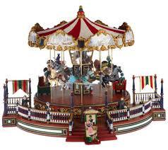 christmas carousel mr christmas animated musical around carousel page 1