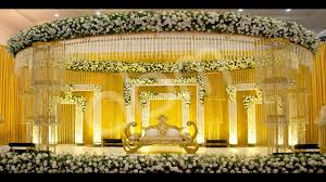 wedding stage decoration wedding stage flower decorations