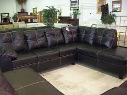 Sectional With Chaise Lounge Black Leather Small Sectional With Chaise Lounge In White Tile
