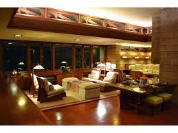 frank lloyd wright living room frank lloyd wright home in sammamish washington house tour