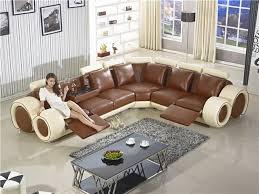 Sofa Chair Recliner Recliner Sofa New Design Large Size L Shaped Sofa Set Italian