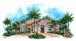 mediterranean home floor plans 1 story mediterranean house plans unique mediterranean house plans