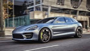 new porsche electric porsche no tesla model s rival for now