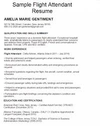 flight attendant resume template entry level flight attendant resume sle with experience new