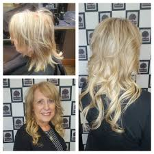pro extensions color and easi hair pro extensions done by stylist jayde keller