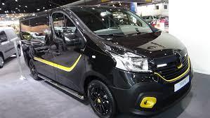 renault trafic 2016 2017 renault trafic formula edition exterior and interior iaa