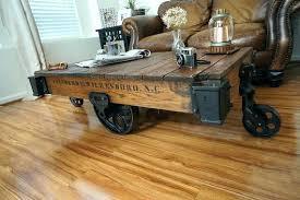 railroad cart coffee table railroad cart coffee table simplysami co