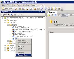 reset password kaspersky security center how to reset sql server sa password using microsoft sql server