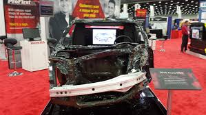 dramatic honda displays show why uhss steel door ring must stay