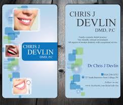 Dental Business Card Designs 24 Professional Dental Business Card Designs For A Dental Business