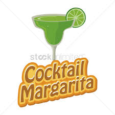 margarita clip art a glass of cocktail vector image 2015764 stockunlimited