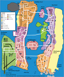 Map Gif Grand Theft Auto Vice City Stories Items Map For Psp By