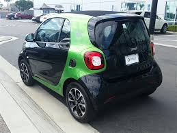 2017 new smart fortwo electric drive passion coupe at mercedes