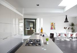 modern white kitchen cabinets photos modern white kitchens black granite countertop integrated marble
