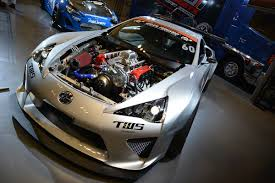 lexus lfa toy car vwvortex com lexus lfa with a nascar v8 swapped in for drift duties