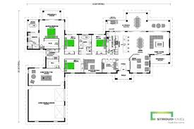 montego 450 acreage home design stroud homes