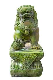 jade lion statue emerald lion statues stock image image of green lion 45069793
