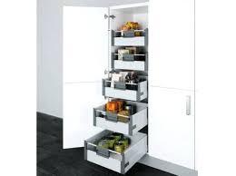 cuisine rangement coulissant etagare coulissante cuisine tiroir interieur placard cuisine