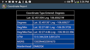 How To Enter Coordinates In Google Maps Map It Address U0026 Coordinates Android Apps On Google Play