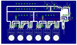 Layout Pcb Inverter | inverter no1 pcb layout
